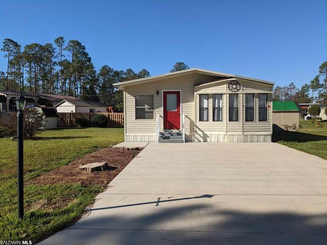 60 Buena Vista Drive, Lillian, AL 36549 (MLS #306294) :: Dodson Real Estate Group