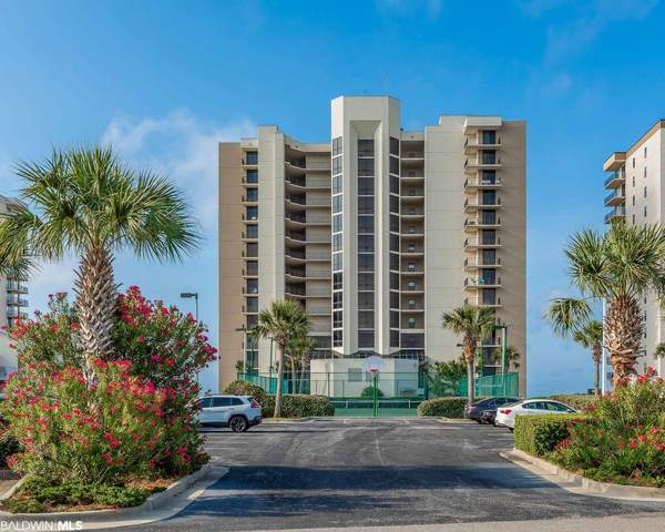 27008 Perdido Beach Blvd #1202, Orange Beach, AL 36561 (MLS #306349) :: Elite Real Estate Solutions