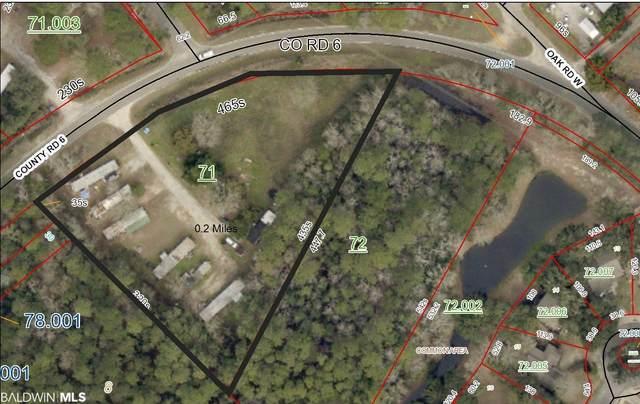 6337 E County Road 6, Gulf Shores, AL 36542 (MLS #306440) :: Coldwell Banker Coastal Realty