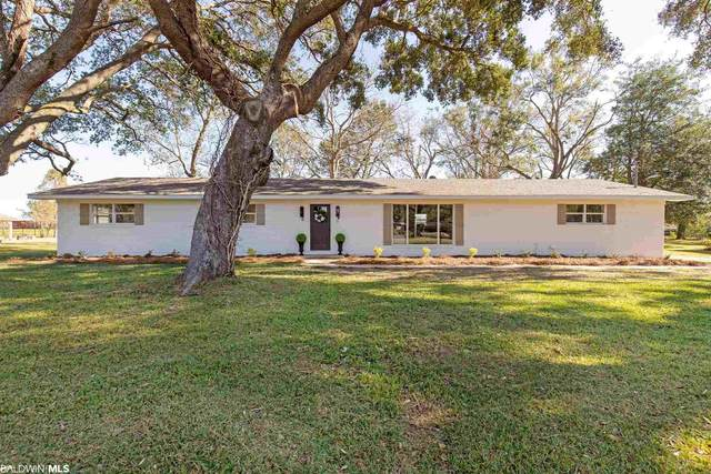 7033 Woodside Drive, Theodore, AL 36582 (MLS #306612) :: Elite Real Estate Solutions