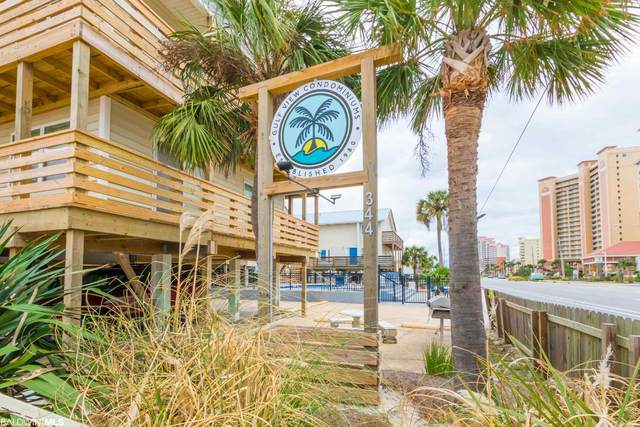 344 E Beach Blvd #22, Gulf Shores, AL 36542 (MLS #306623) :: Mobile Bay Realty