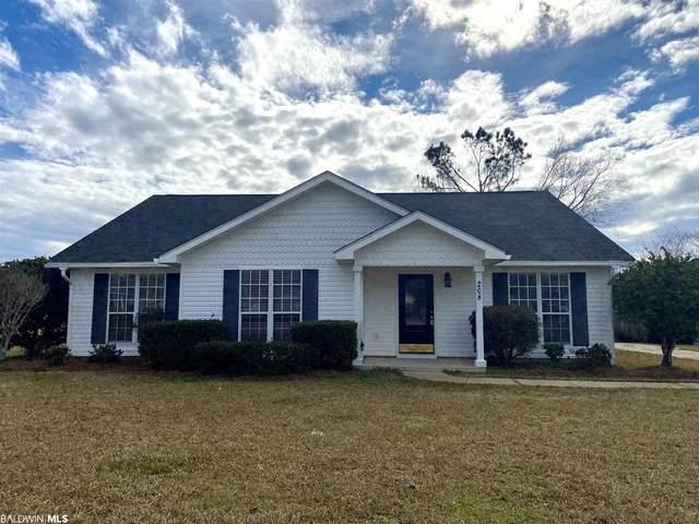 208 Driftwood Avenue, Fairhope, AL 36532 (MLS #306719) :: Gulf Coast Experts Real Estate Team