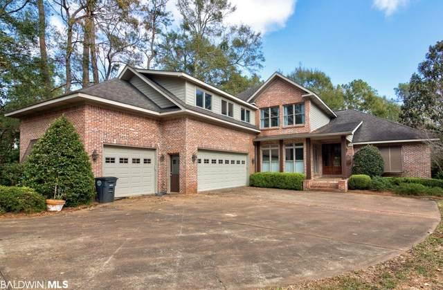 23203 Dovecote Ln, Fairhope, AL 36532 (MLS #307427) :: Dodson Real Estate Group