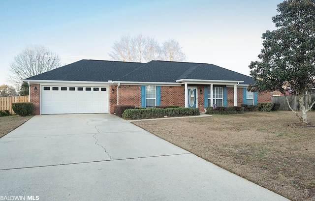 27662 Autumn Woods Circle, Loxley, AL 36551 (MLS #307930) :: Gulf Coast Experts Real Estate Team