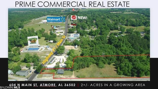 604 N Main Street, Atmore, AL 36502 (MLS #308185) :: Mobile Bay Realty