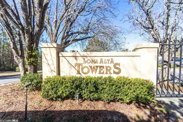 100 Tower Drive #1103, Daphne, AL 36526 (MLS #308347) :: Mobile Bay Realty