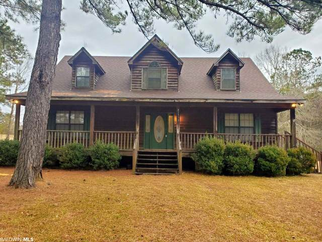 41110 Joe Durant Road, Bay Minette, AL 36507 (MLS #308471) :: Ashurst & Niemeyer Real Estate
