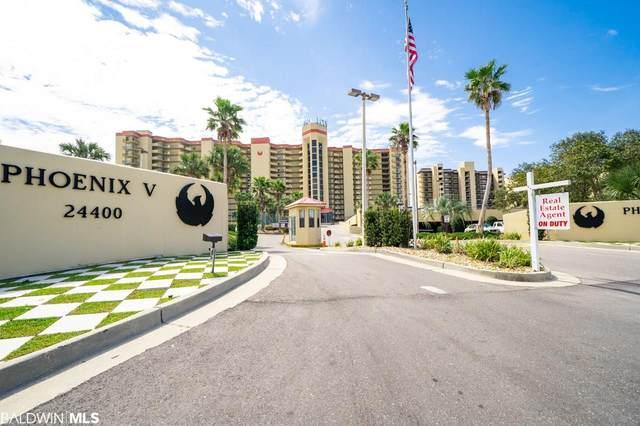 24400 Perdido Beach Blvd #416, Orange Beach, AL 36561 (MLS #308611) :: The Kathy Justice Team - Better Homes and Gardens Real Estate Main Street Properties