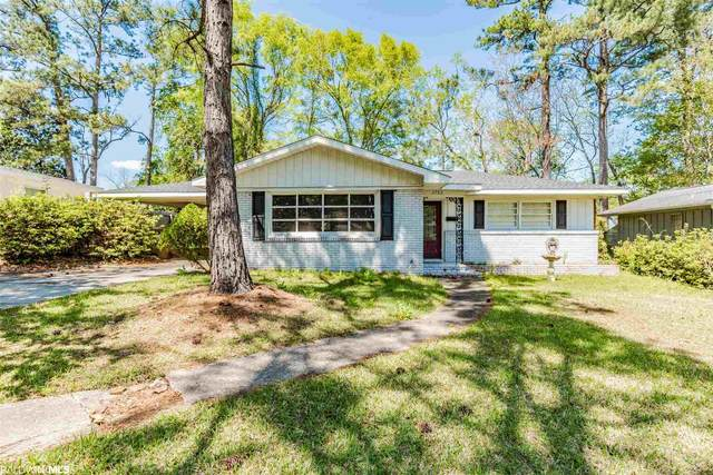 2762 Brevard Drive, Mobile, AL 36606 (MLS #308824) :: Bellator Real Estate and Development