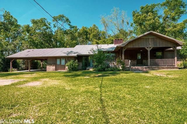 21910 Sanca Lane, Silverhill, AL 36576 (MLS #308897) :: Sold Sisters - Alabama Gulf Coast Properties