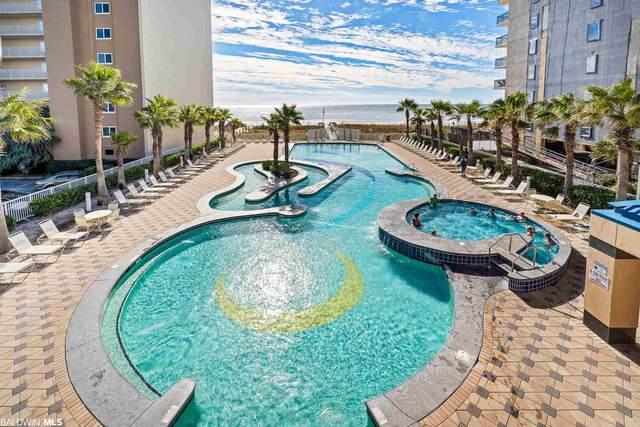 1010 W Beach Blvd #809, Gulf Shores, AL 36542 (MLS #309284) :: JWRE Powered by JPAR Coast & County
