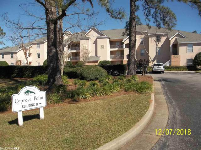 3736 Cypress Point Dr 104-B, Gulf Shores, AL 36542 (MLS #310100) :: Elite Real Estate Solutions
