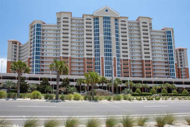 455 E Beach Blvd #409, Gulf Shores, AL 36542 (MLS #310171) :: Bellator Real Estate and Development
