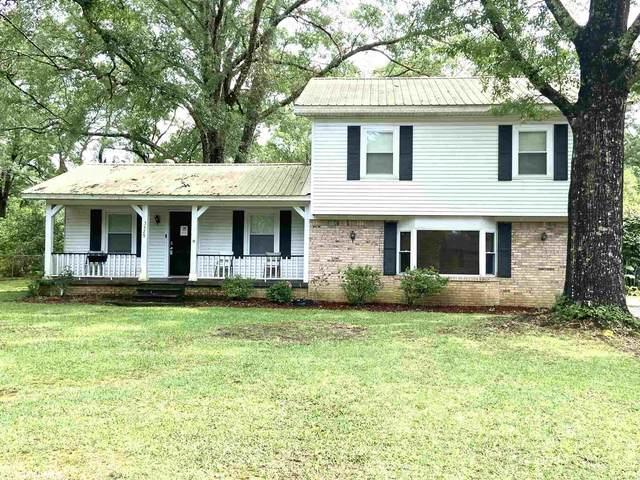 5329 S Forest Oaks Drive, Mobile, AL 36618 (MLS #310383) :: Sold Sisters - Alabama Gulf Coast Properties