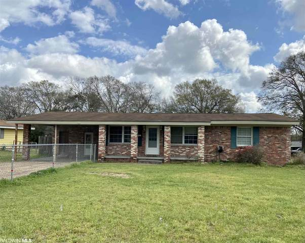 4475 Barden Avenue, Mobile, AL 36619 (MLS #310636) :: Sold Sisters - Alabama Gulf Coast Properties