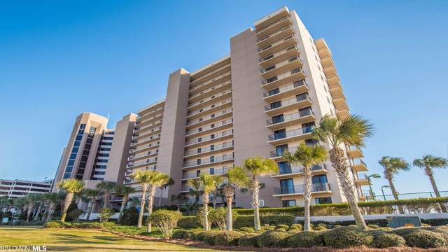 29576 E Perdido Beach Blvd #617, Orange Beach, AL 36561 (MLS #311321) :: Coldwell Banker Coastal Realty