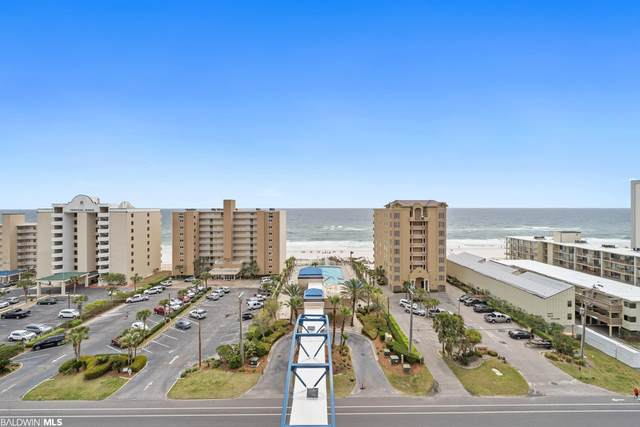 1010 W Beach Blvd #904, Gulf Shores, AL 36542 (MLS #311381) :: Dodson Real Estate Group
