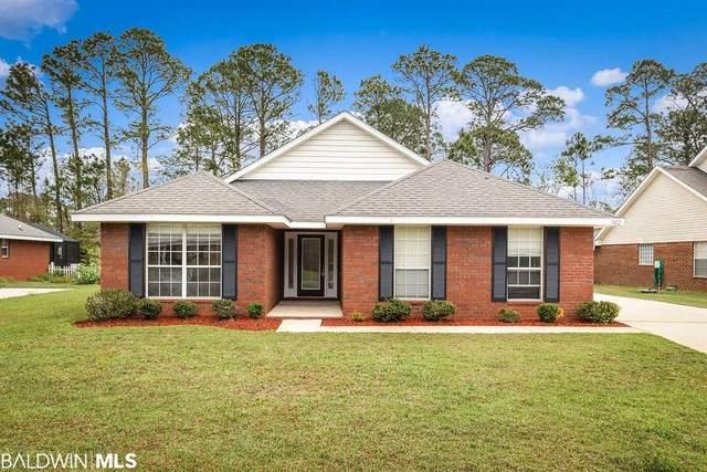 1412 W Fairway Drive, Gulf Shores, AL 36542 (MLS #311388) :: Coldwell Banker Coastal Realty