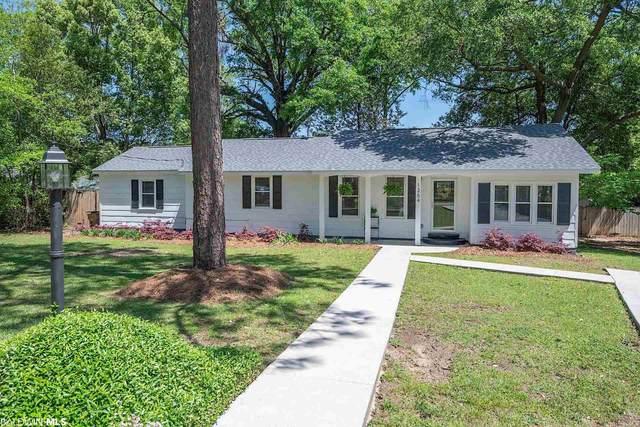 1254 E Bellewood Drive, Mobile, AL 36618 (MLS #311613) :: Ashurst & Niemeyer Real Estate