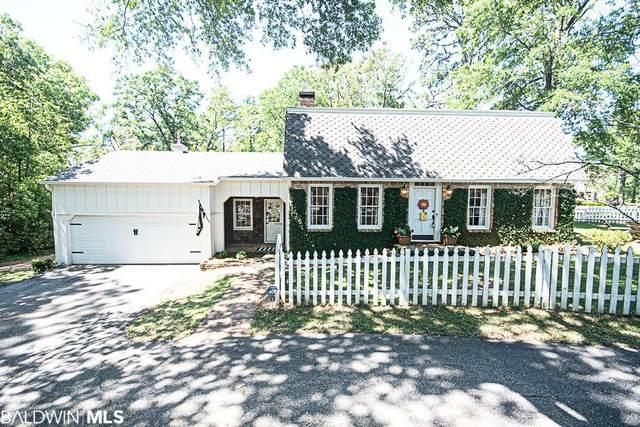 4101 Japonica Lane, Mobile, AL 36693 (MLS #312031) :: Sold Sisters - Alabama Gulf Coast Properties