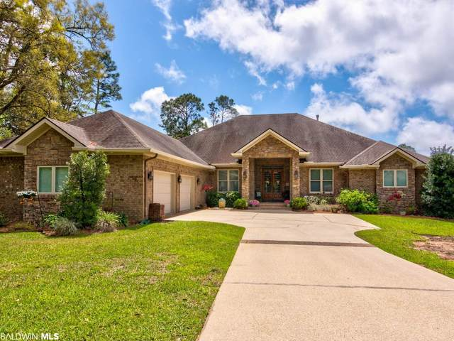 18951 Quail Creek Drive, Fairhope, AL 36532 (MLS #312267) :: Sold Sisters - Alabama Gulf Coast Properties