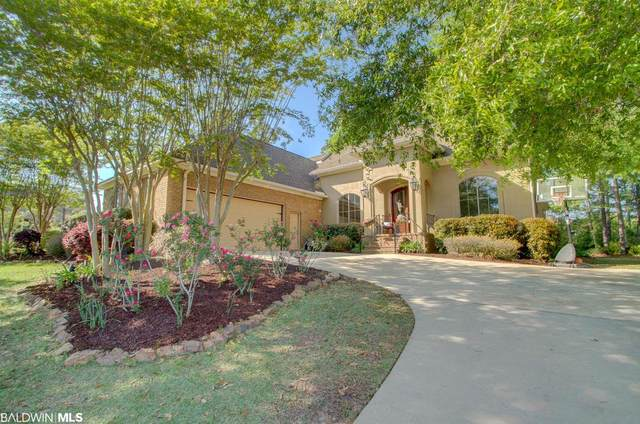 7878 Pine Run, Daphne, AL 36527 (MLS #312331) :: Sold Sisters - Alabama Gulf Coast Properties