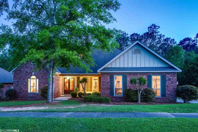 7941 Pine Run, Spanish Fort, AL 36527 (MLS #312534) :: Coldwell Banker Coastal Realty