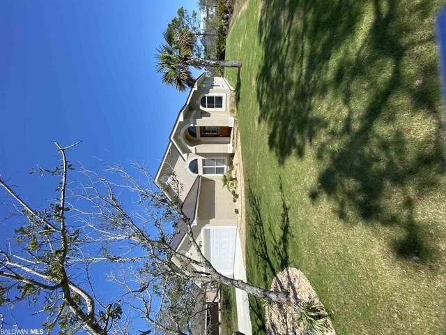 4626 Club Court, Orange Beach, AL 36561 (MLS #312566) :: Coldwell Banker Coastal Realty