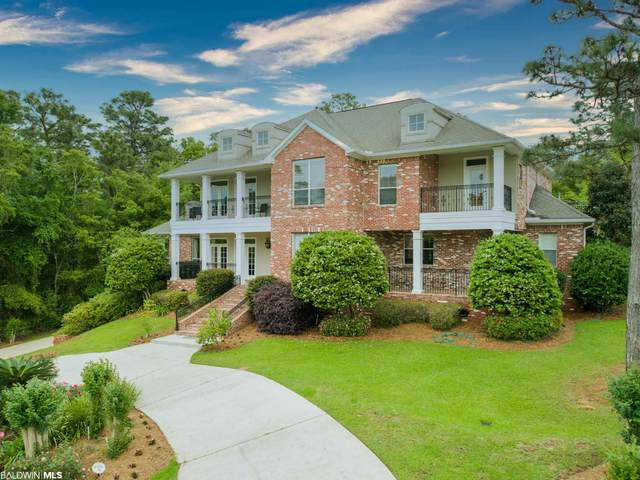 124 Augusta Court, Fairhope, AL 36532 (MLS #312617) :: Gulf Coast Experts Real Estate Team