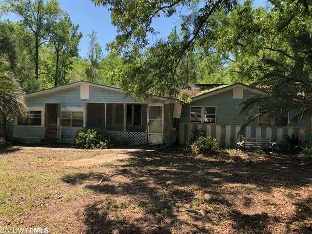 9160 Rice Creek Rd, Stockton, AL 36579 (MLS #312793) :: Coldwell Banker Coastal Realty