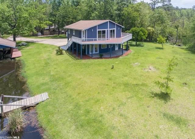 13425 Douglas Ln, Magnolia Springs, AL 36555 (MLS #313056) :: Gulf Coast Experts Real Estate Team