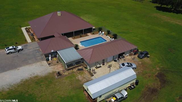 13556 Underwood Road, Summerdale, AL 36580 (MLS #313411) :: Mobile Bay Realty