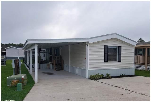 31 Lagoon Circle, Gulf Shores, AL 36542 (MLS #313459) :: Gulf Coast Experts Real Estate Team