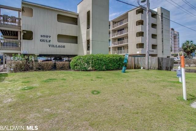 1027 W Beach Blvd #203, Gulf Shores, AL 36542 (MLS #313740) :: Bellator Real Estate and Development