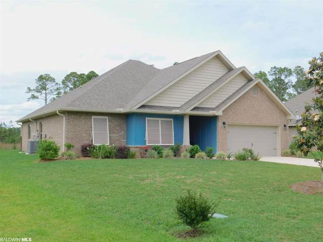 829 Wedgewood Drive, Gulf Shores, AL 36542 (MLS #313865) :: The Kim and Brian Team at RE/MAX Paradise