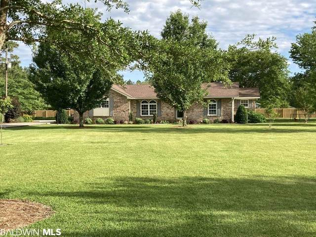 1301 Grubbs Street, Atmore, AL 36502 (MLS #313897) :: The Kim and Brian Team at RE/MAX Paradise