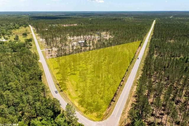 0 Highway 112, Bay Minette, AL 36507 (MLS #314357) :: Dodson Real Estate Group