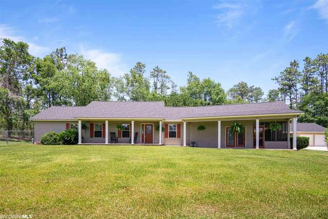 20800 County Road 87, Robertsdale, AL 36567 (MLS #314635) :: Dodson Real Estate Group