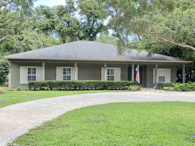 12324 Magnolia Springs Hwy, Magnolia Springs, AL 36555 (MLS #314841) :: Levin Rinke Realty
