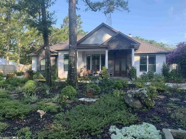 516 Dyson Street, Fairhope, AL 36532 (MLS #314854) :: Dodson Real Estate Group