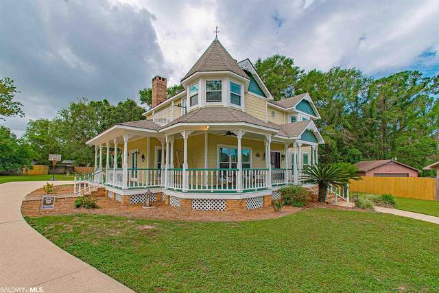 8 Command Heights, Spanish Fort, AL 36527 (MLS #315392) :: Dodson Real Estate Group
