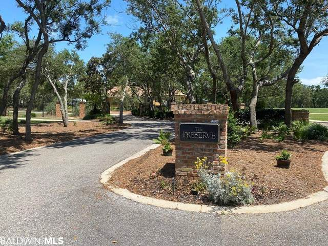 24 Preserve Court, Gulf Shores, AL 36542 (MLS #315406) :: Gulf Coast Experts Real Estate Team