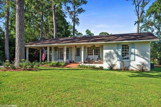 158 Pinecrest Lane, Fairhope, AL 36532 (MLS #315409) :: The Kathy Justice Team - Better Homes and Gardens Real Estate Main Street Properties