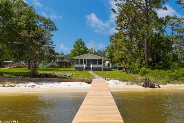 27985 Canal Road, Orange Beach, AL 36561 (MLS #315564) :: Crye-Leike Gulf Coast Real Estate & Vacation Rentals