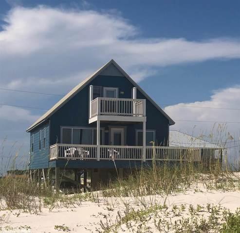 2652 Ponce De Leon Drive, Gulf Shores, AL 36542 (MLS #315662) :: Coldwell Banker Coastal Realty
