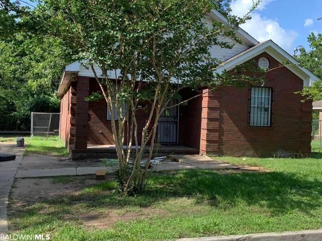 1025 Front St, Prichard, AL 36610 (MLS #316066) :: Dodson Real Estate Group