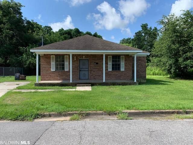 1029 Front St, Prichard, AL 36610 (MLS #316067) :: Dodson Real Estate Group