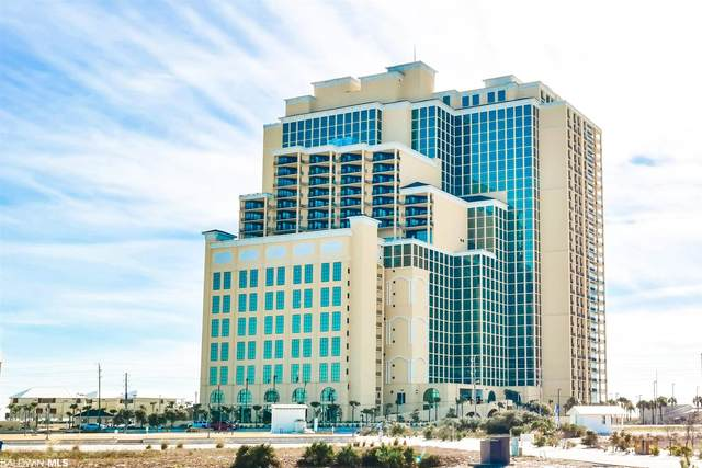 23450 Perdido Beach Blvd #1402, Orange Beach, AL 36561 (MLS #316092) :: Dodson Real Estate Group
