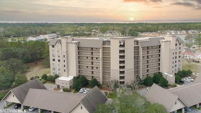 18269 Colony Drive #203, Fairhope, AL 36532 (MLS #316431) :: Dodson Real Estate Group
