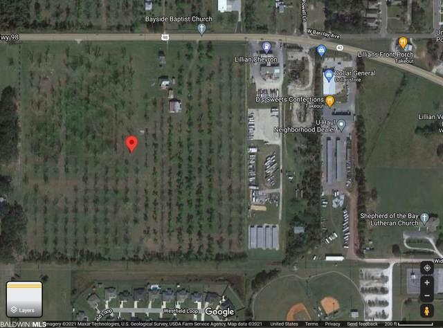 33644 Us Highway 98, Lillian, AL 36549 (MLS #316618) :: EXIT Realty Gulf Shores